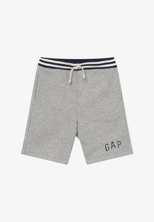 BOY V-LOGO - Pantalon de survêtement - light heather grey