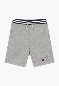 GAP - BOY V-LOGO - Pantalon de survêtement - light heather grey - 0