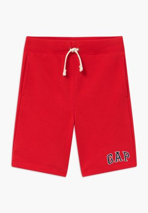 BOY V-LOGO - Trainingsbroek - pure red