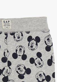 GAP - TODDLER BOY - Pantalones deportivos - light heather grey - 3