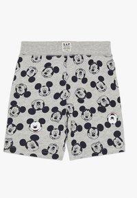 GAP - TODDLER BOY - Pantalones deportivos - light heather grey - 1