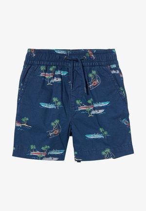 TODDLER BOY  - Shorts - blue shade