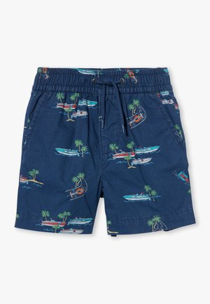 TODDLER BOY  - Shorts - blue shade