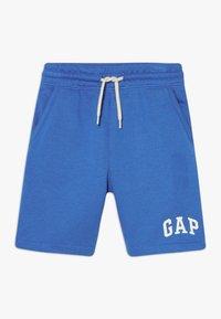 GAP - TODDLER BOY LOGO - Teplákové kalhoty - blue burst - 0