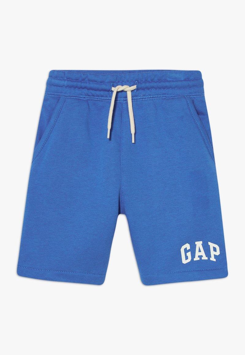 GAP - TODDLER BOY LOGO - Teplákové kalhoty - blue burst