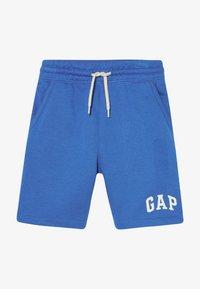 GAP - TODDLER BOY LOGO - Teplákové kalhoty - blue burst - 3