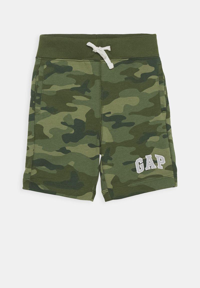 GAP - TODDLER BOY LOGO - Trousers - green
