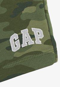 GAP - TODDLER BOY LOGO - Trousers - green - 2