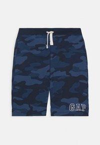 GAP - BOY LOGO - Pantalon de survêtement - blue - 0