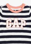 GAP - RUGBY GARCH BABY - Jumpsuit - navy/white