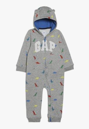 BABY - Mono - light heather grey