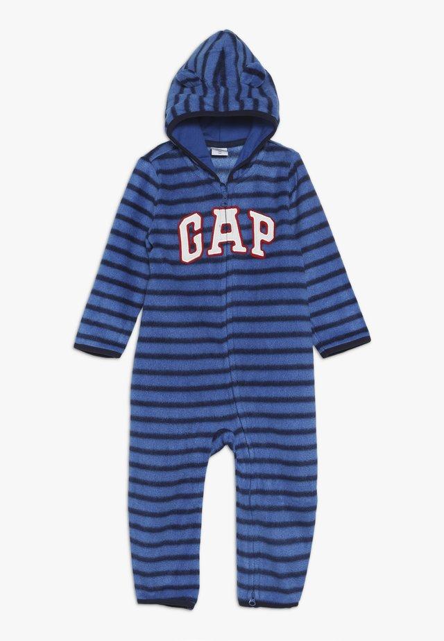 BABY - Sleep suit - blue edge
