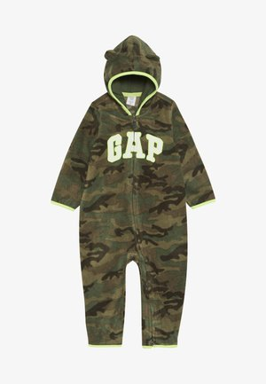 BABY - Jumpsuit - jungle green