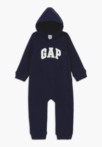 GAP - LOGO BABY - Grenouillère - navy uniform - 0