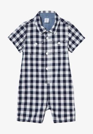 GINGHAM  - Combinaison - navy uniform