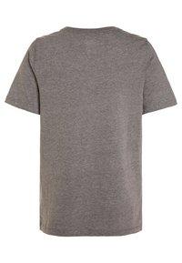 GAP - BOYS ARCH SCREEN - T-Shirt print - grey heather - 1