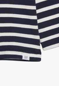GAP - TODDLER BOY - Bluzka z długim rękawem - navy - 4