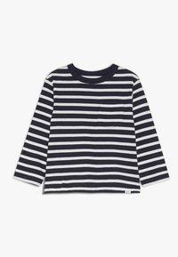 GAP - TODDLER BOY - Bluzka z długim rękawem - navy - 0