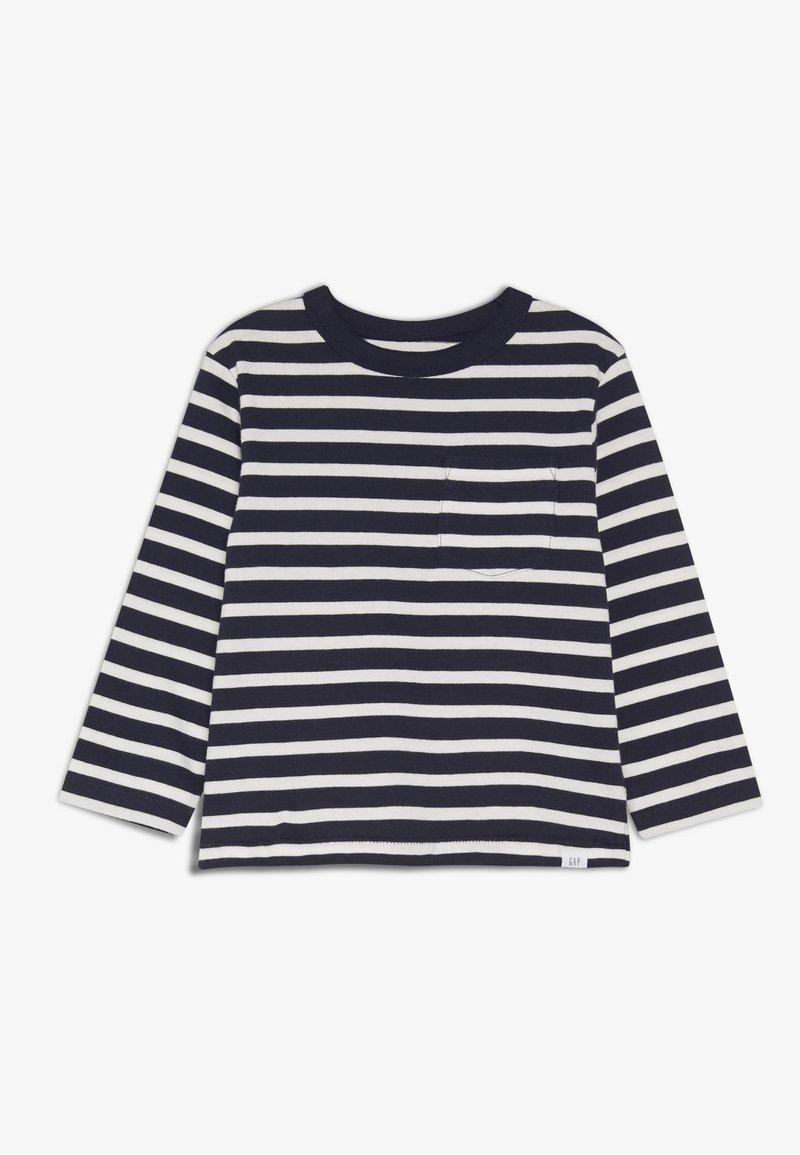 GAP - TODDLER BOY - Bluzka z długim rękawem - navy