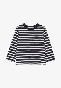 GAP - TODDLER BOY - Bluzka z długim rękawem - navy - 3