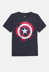 GAP - BOY SHIELD TEE - Print T-shirt - true indigo - 0