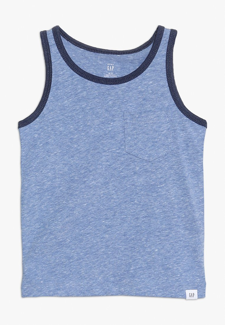 GAP - TODDLER BOY TANK - Top - brilliant blue