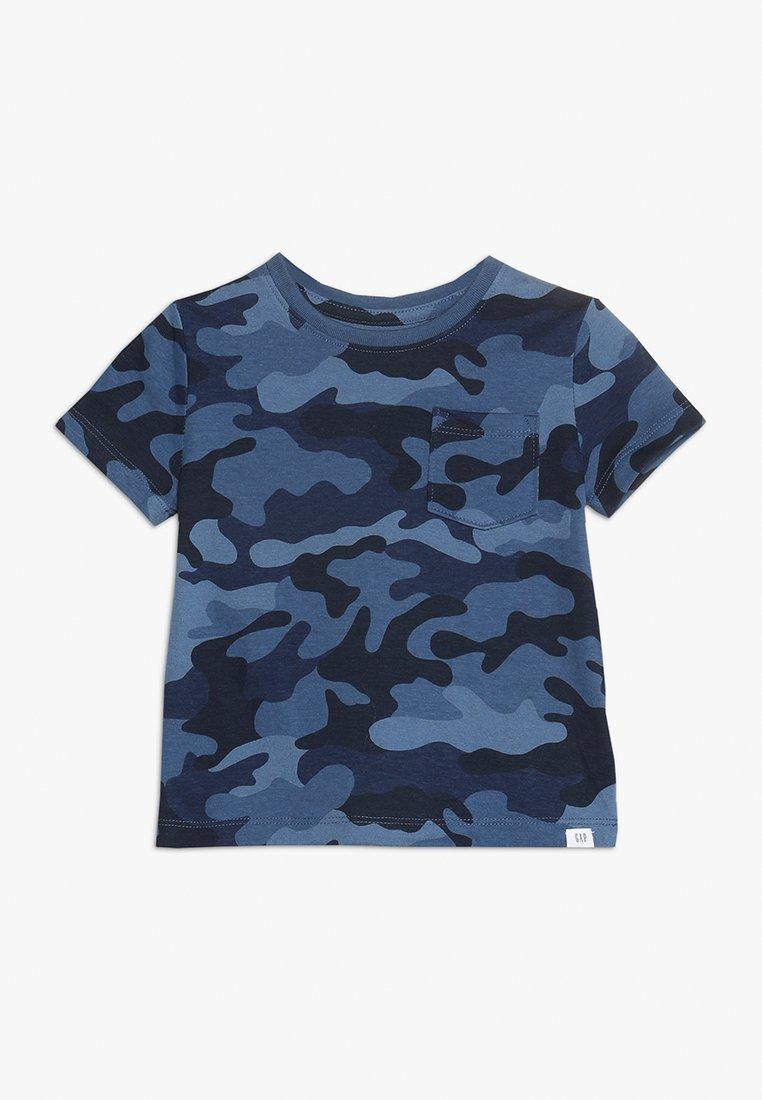 GAP - TODDLER BOY - T-Shirt print - blue