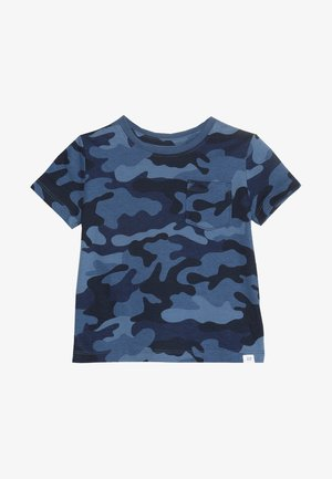 TODDLER BOY - T-shirt print - blue
