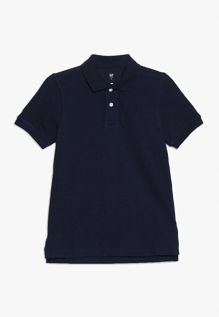 GAP - BOYS SOLID  - Polo shirt - true indigo