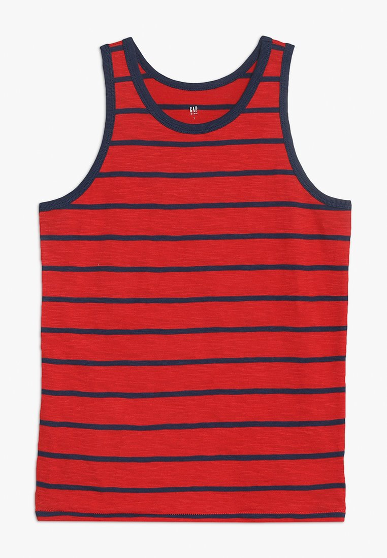 GAP - BOYS TANKS - Top - modern red
