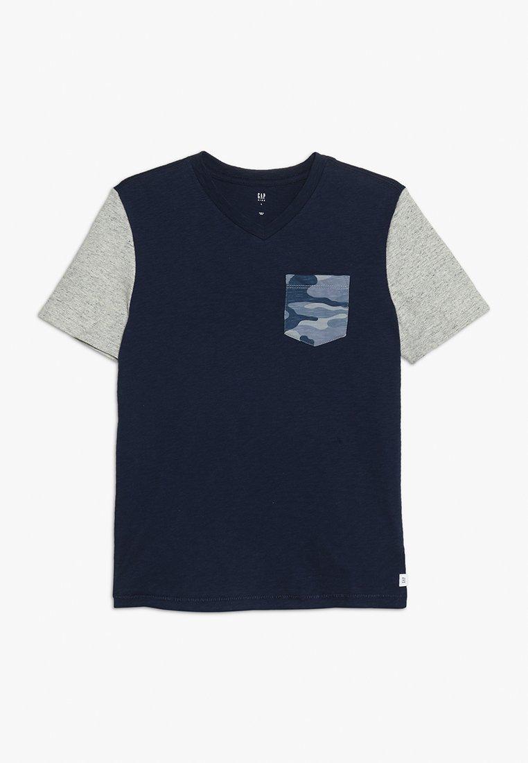 GAP - BOYS  - T-Shirt print - elysian blue