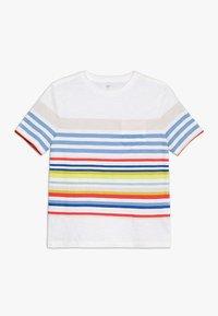 GAP - BOYS TEE - T-shirt z nadrukiem - multi - 0