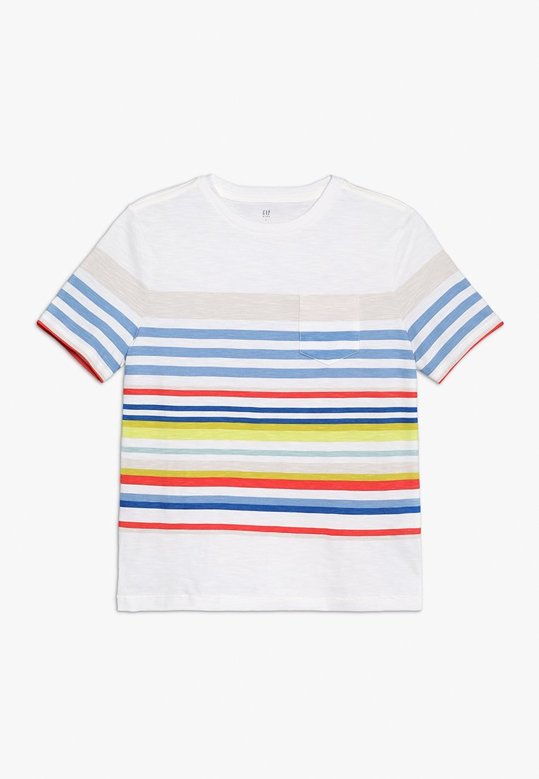 GAP - BOYS TEE - Camiseta estampada - multi