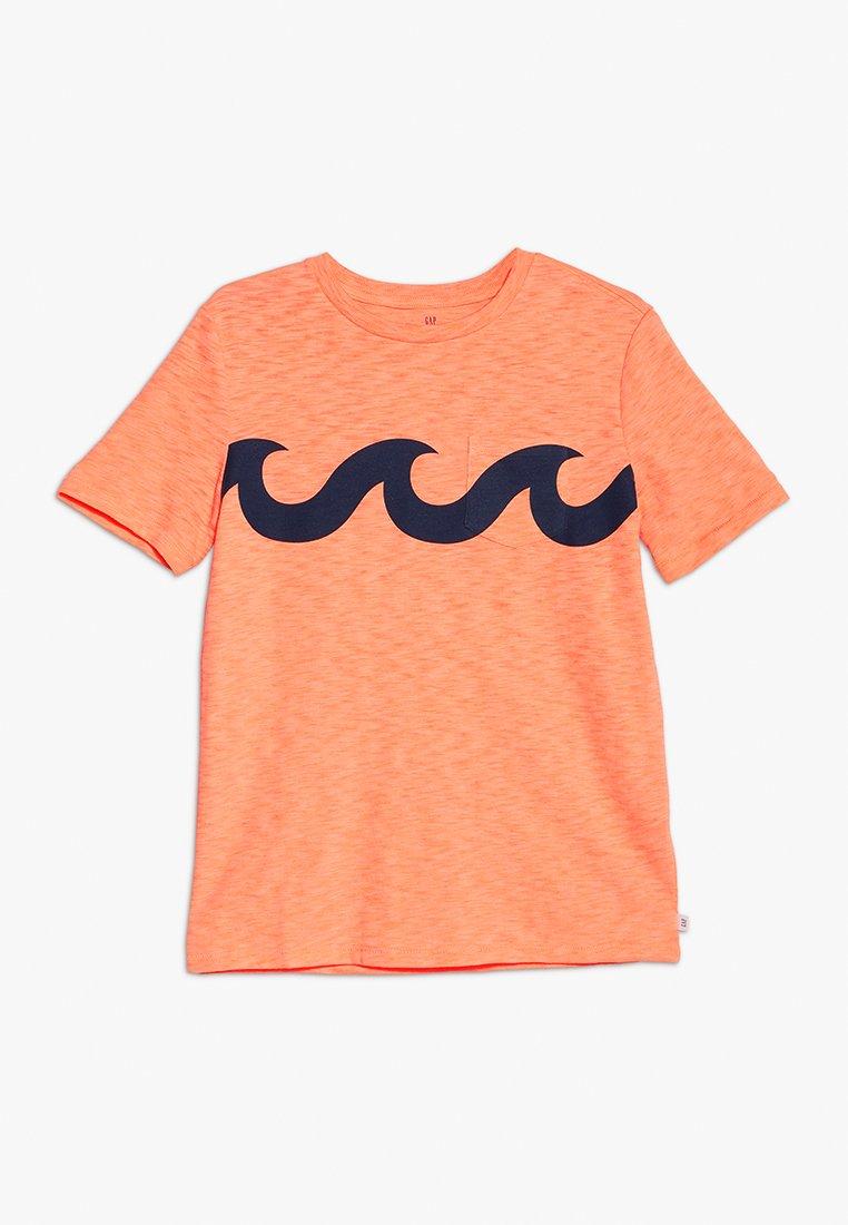 GAP - BOYS TEE - T-shirts print - jos orange