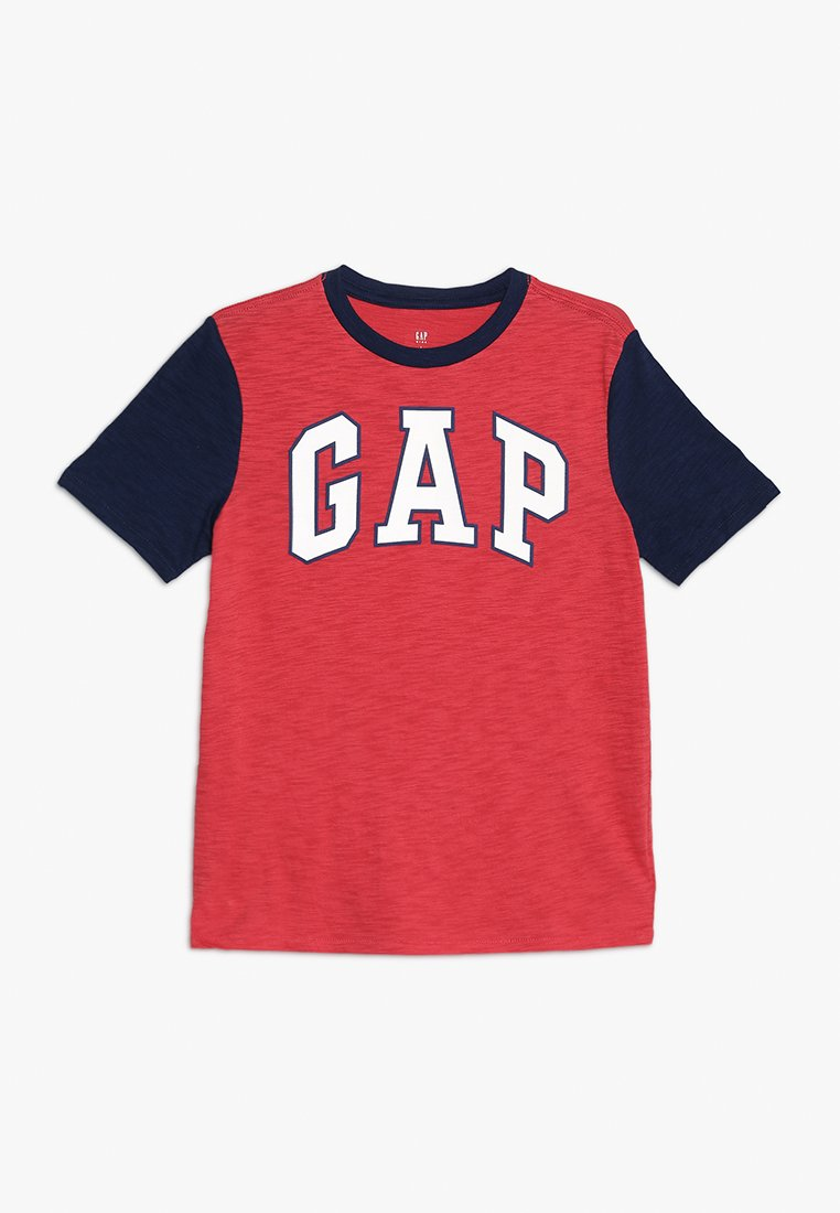 GAP - BOYS - T-Shirt print - weathered red