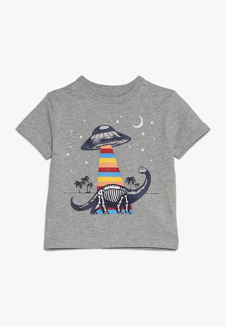 GAP - APRIL - T-shirt z nadrukiem - light heather grey