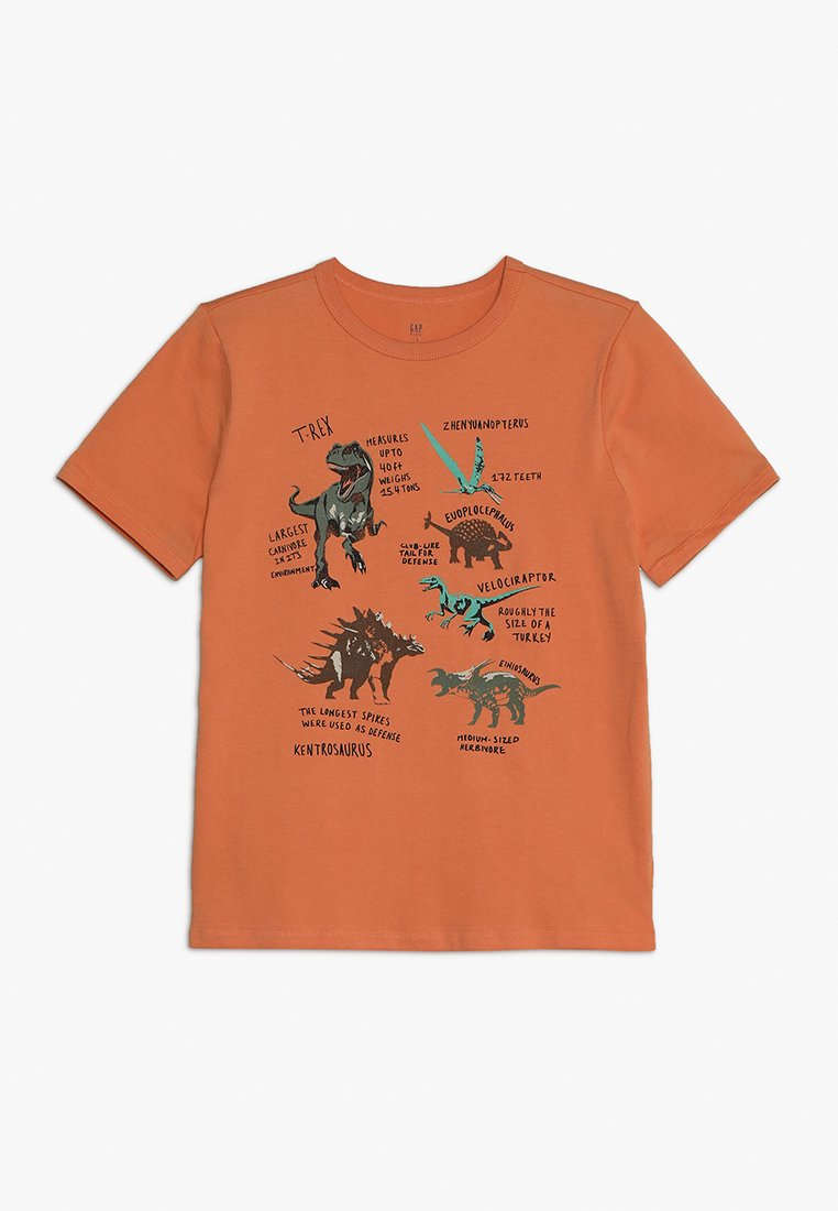 GAP - BOY - T-Shirt print - florida orange