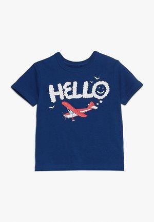 TODDLER BOY TEE - Camiseta estampada - blue edge