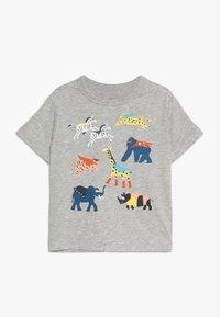 GAP - TODDLER BOY TEE - T-Shirt print - light heather grey - 0
