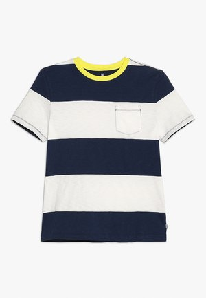BOYS RUGBY CREW - T-shirt con stampa - new off white