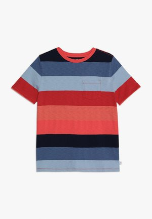 BOYS TEE - T-shirt con stampa - red/multi-color