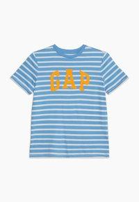 GAP - BOYS TEE - T-shirt print - blue - 0
