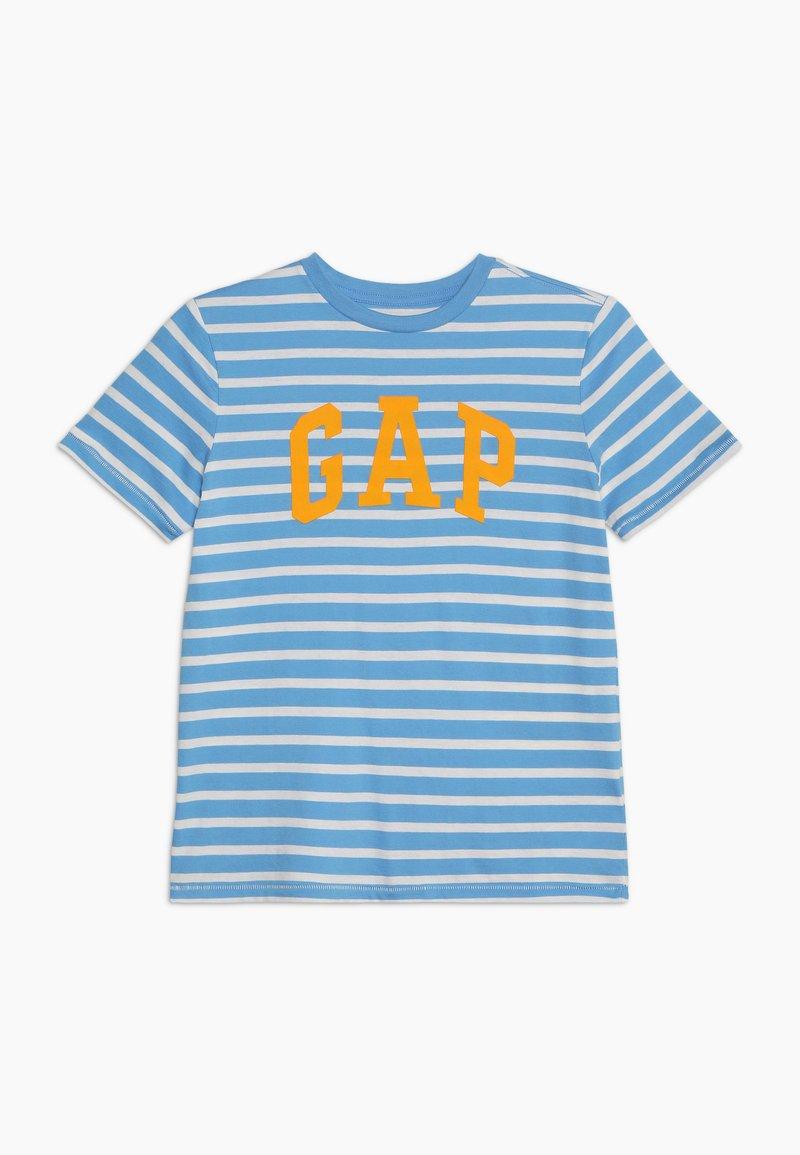 GAP - BOYS TEE - T-shirt print - blue