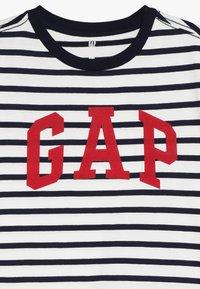 GAP - BOYS TEE - Camiseta estampada - navy - 3
