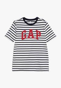 GAP - BOYS TEE - Camiseta estampada - navy - 0