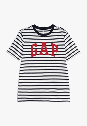 BOYS TEE - T-shirt imprimé - navy