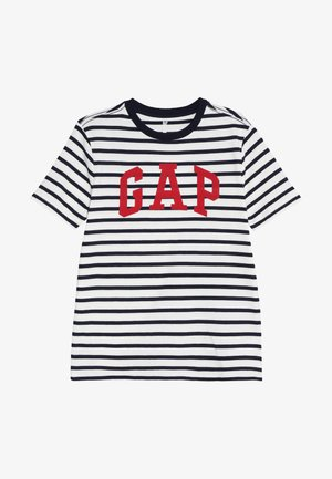 BOYS TEE - T-shirt print - navy