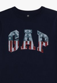 GAP - BOYS FLAG TEE - T-shirt print - elysian blue - 3