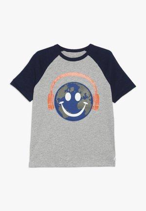BOYS - T-shirt con stampa - light grey