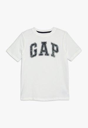 BOYS NEW ARCH SCREEN - T-shirt imprimé - new off white